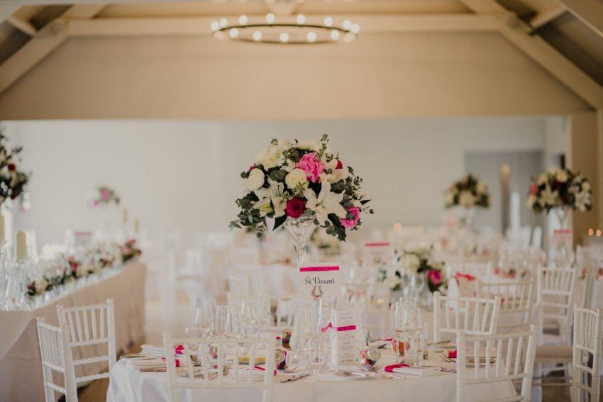 Wedding Reception at Stoke Place