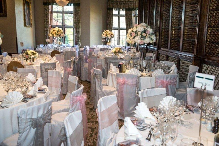 Wedding Reception at The Elvetham