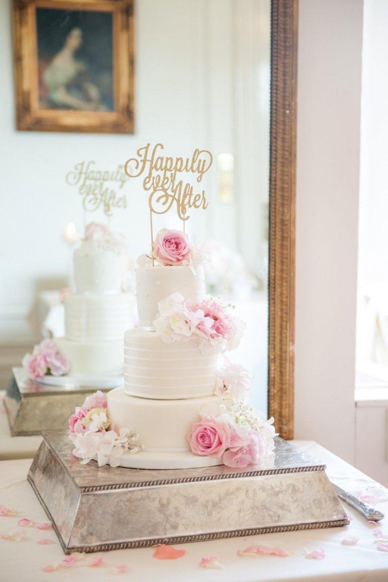 Cake flowers & decor